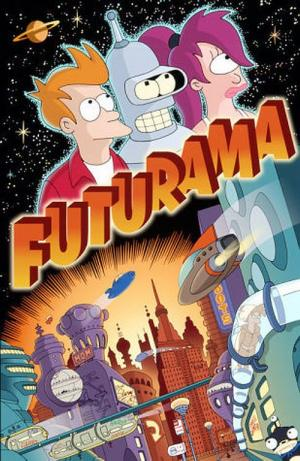 Shows Similar To Futurama