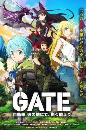 13 Best Shows Like Gate ...