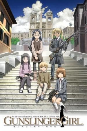 12 Best Anime Like Gunslinger Girl ...