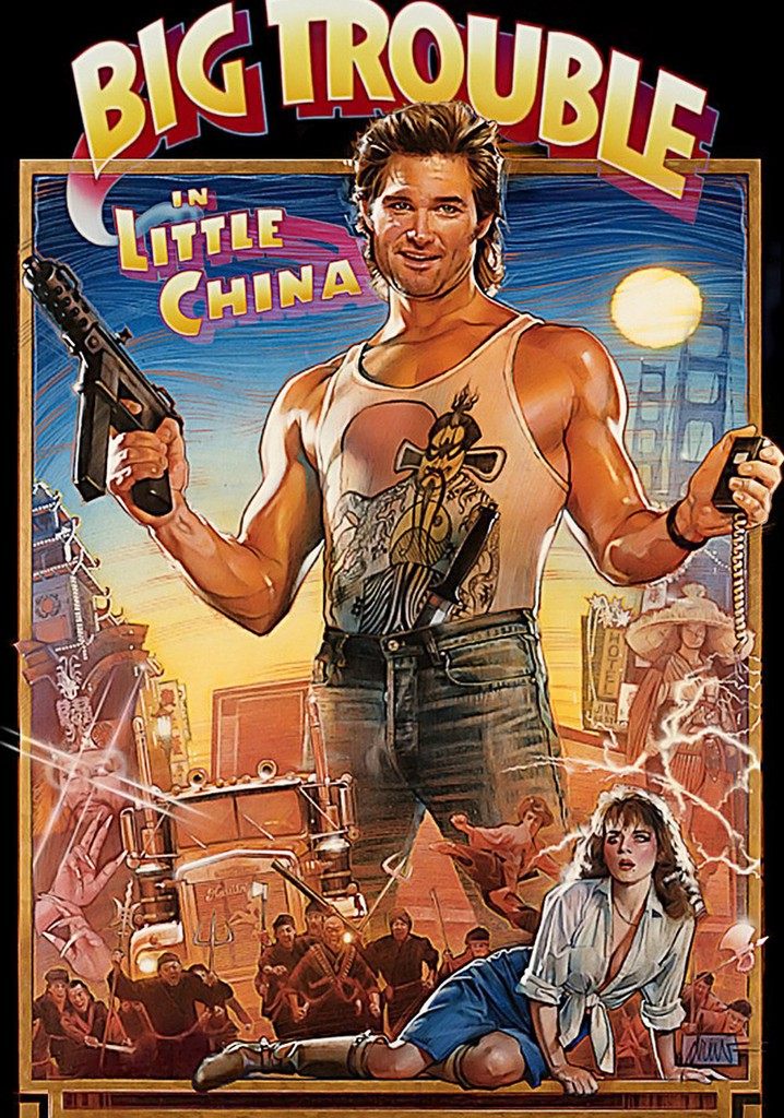 11 Best Movies Like Big Trouble In Little China ...