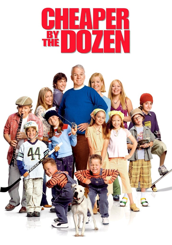 13 Best Movies Like Cheaper By The Dozen ...