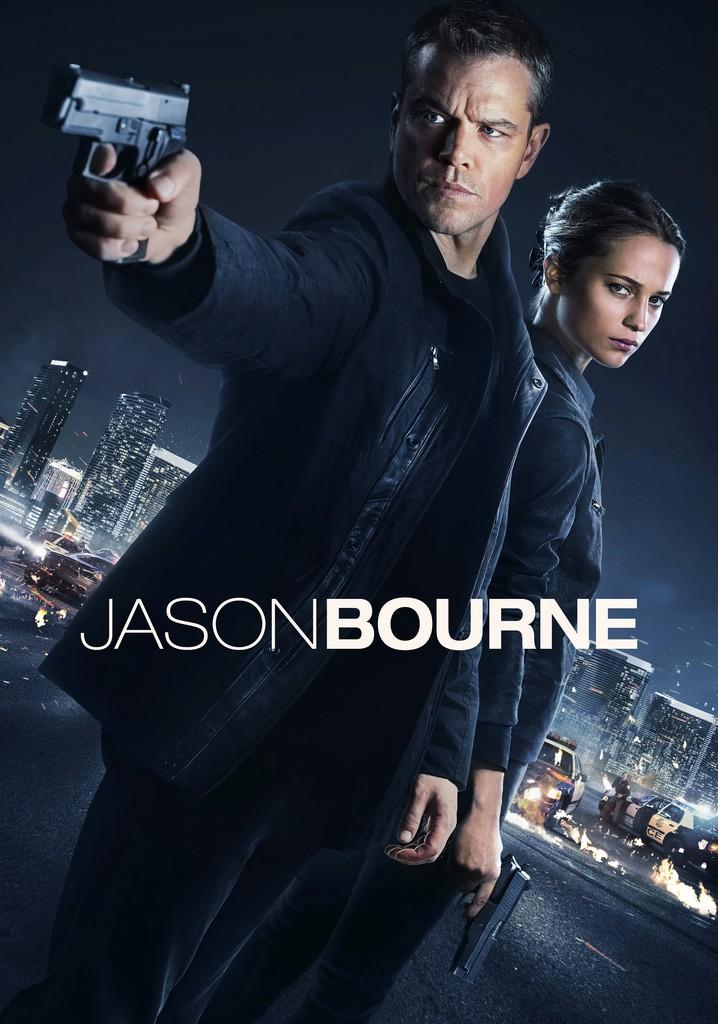 14 Best Movies Like Jason Bourne ...