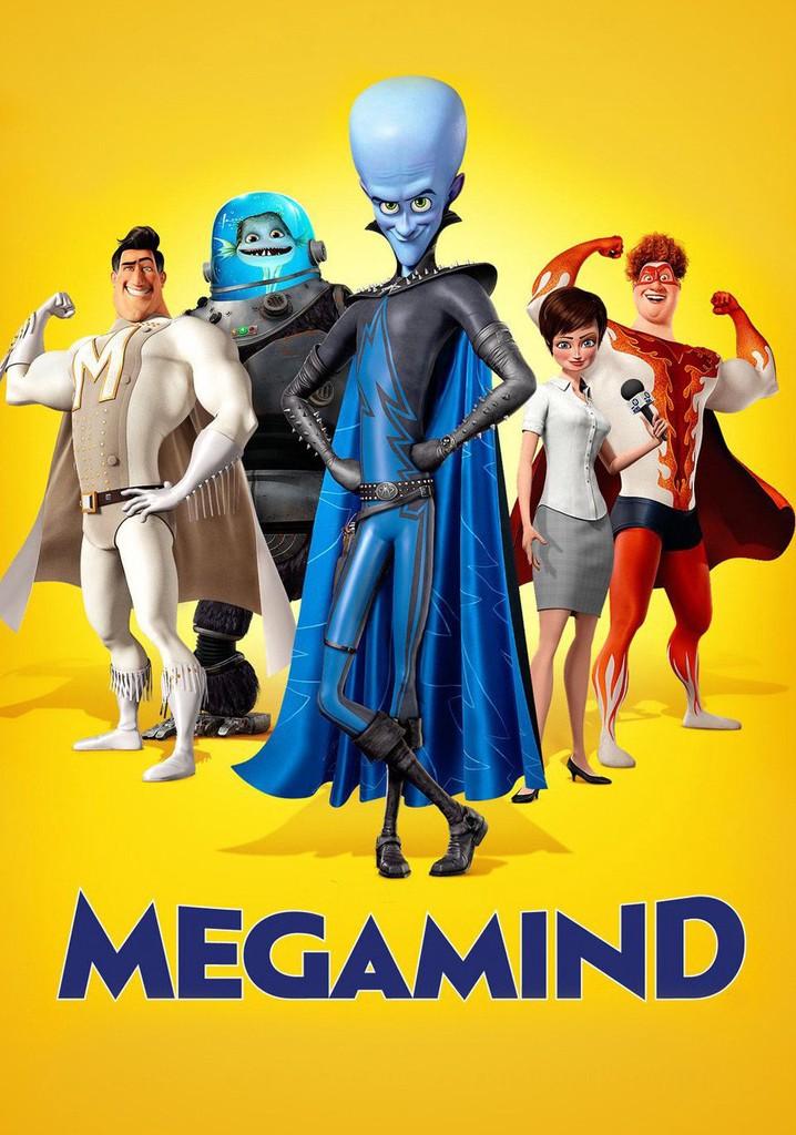 14 Best Movies Like Megamind ...