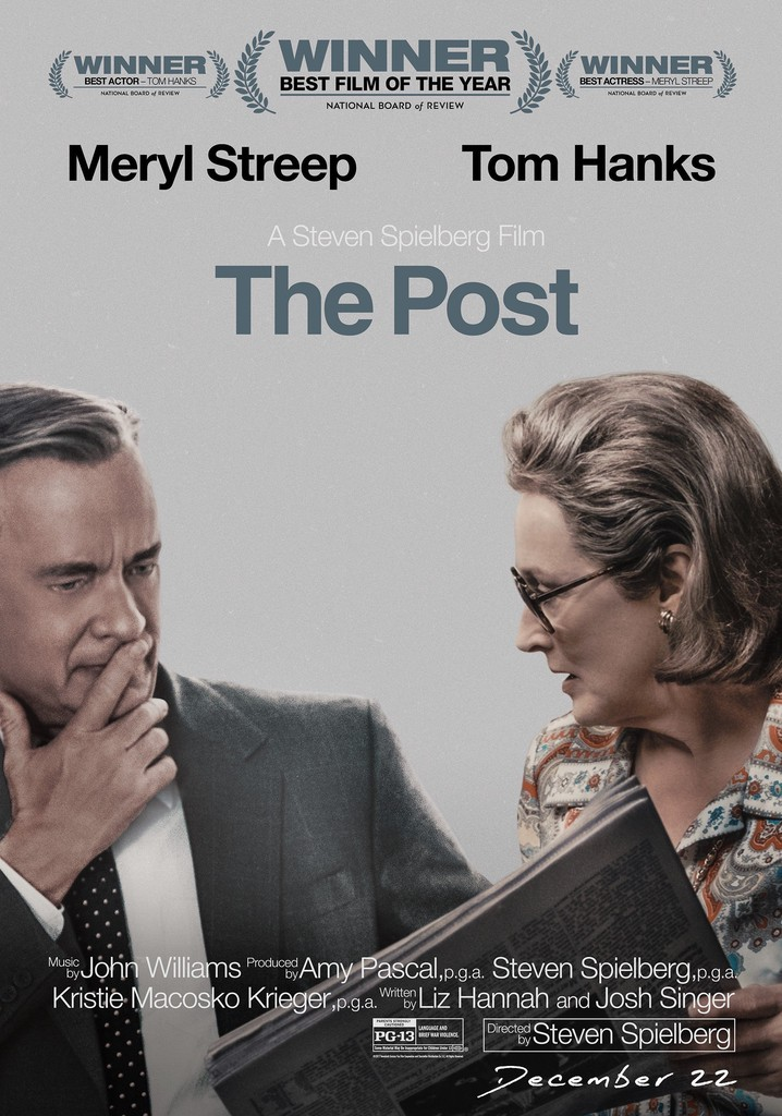 Movies Like The Post