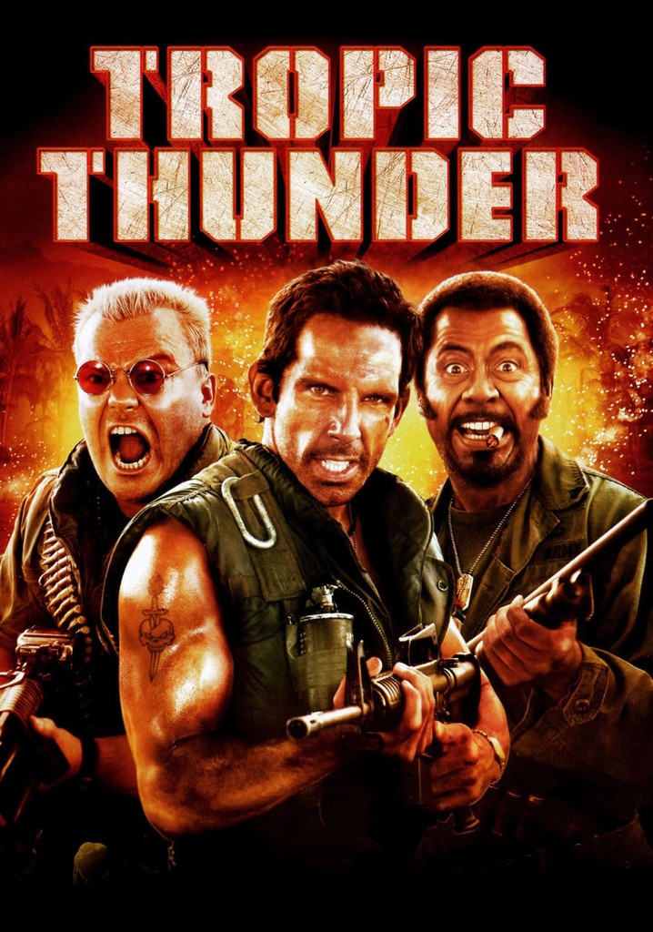 14 Best Movies Like Tropic Thunder ...