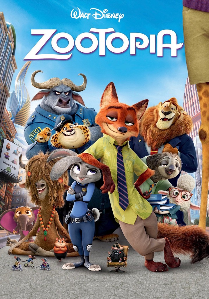 13 Best Movies Like Zootopia ...
